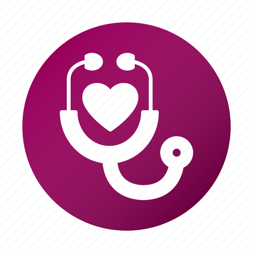 education, heart, medcine, school, study icon