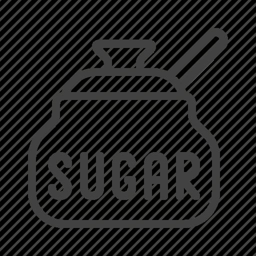 Baking, bowl, sugar icon - Download on Iconfinder