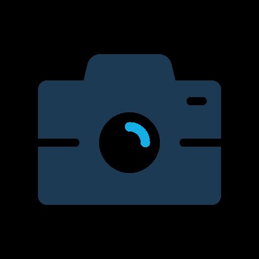 bag, camera, drink, holiday, summer icon