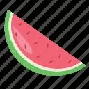 food, fruit, melon, summer, watermelon