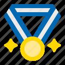 achieve, college, medal, prize, reward, school