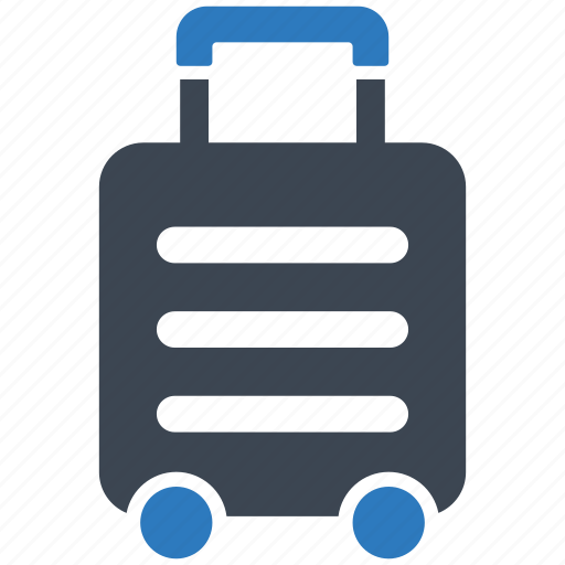 Baggage, luggage, travel icon - Download on Iconfinder