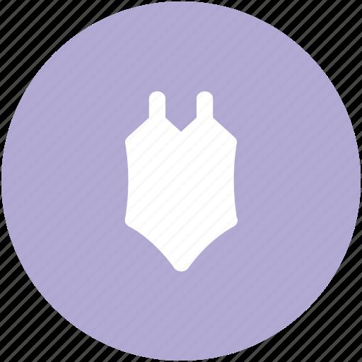 bikini, bodysuit, swimsuit, swimwear, woman undergarments icon