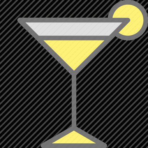 drink, ice, juice, lemon icon