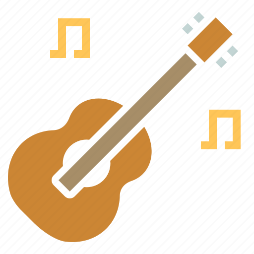 concert, guitar, instrument, music, musical, picnic, play icon