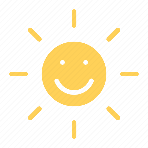 day, rays, summer, sun, sunny, sunshine, weather icon