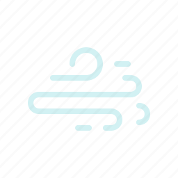 breeze, forecast, hurricane, storm, weather, wind, windy icon