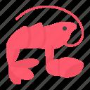animal, claw, lobster, seafood, sealife, shellfish icon