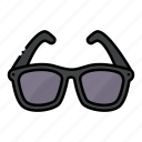 accessory, eyeglasses, fashion, summertime, sunglasses