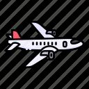 airplane, airport, flight, plane, transportation, travel