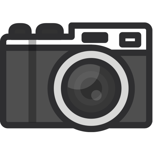camera, digital, interface, photo camera, photograph, picture, summertime icon