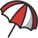 protection, rain, rainy, safe, save, umbrella, weather icon