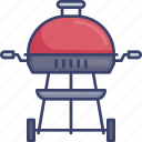 barbeque, bbq, cooking, device, electronic, grill icon