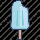 cold, cream, dessert, food, ice, stick, sweets icon
