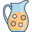 alcohol, beverage, canister, drink, ice, lemonade icon