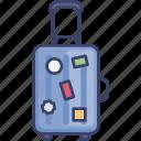 bag, baggage, luggage, suitcase, travel, travelling