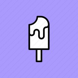 cold, cream, dessert, ice, kids, summer, sweet icon