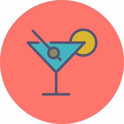 beverage, cocktail, drink, juice, lounge, mocktail, summer icon