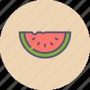 fruit, juicy, melon, summer, sweet, water