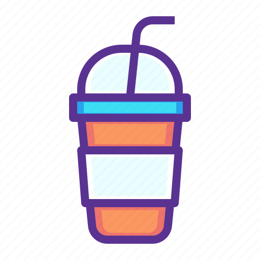 beverage, coffee, cold, drink, food, hot, juice icon