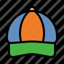 cap, hat, outfit, fashion, baseball