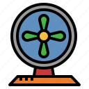 fan, wind, ventilation, cooler, electronics