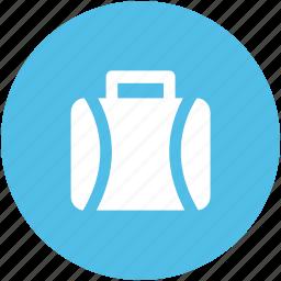 attache case, bag, briefcase, luggage bag, portfolio, suitcase icon
