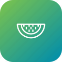 food, fruit, healthy, juice, piece, sweet, watermelon icon