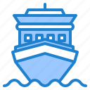 ship, boat, transport, cruise, travel
