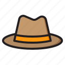 hat, cowboy, beach, fashion, floppy