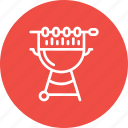 barbecue, barbeque, bbq, food, grill, paneer, tandoor icon