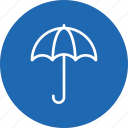 beach, protection, safety, secure, sunshade, umbrella icon