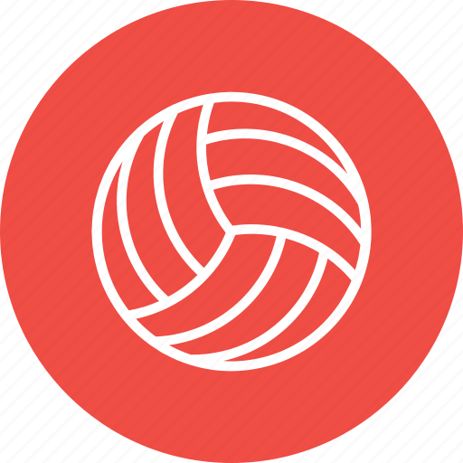 Ball, beach, fun, game, sport, volleyball icon - Download on Iconfinder