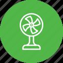 device, electric, equipment, fan, fancy, tablefan