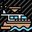 yacht, boat, cruise, ship, travel