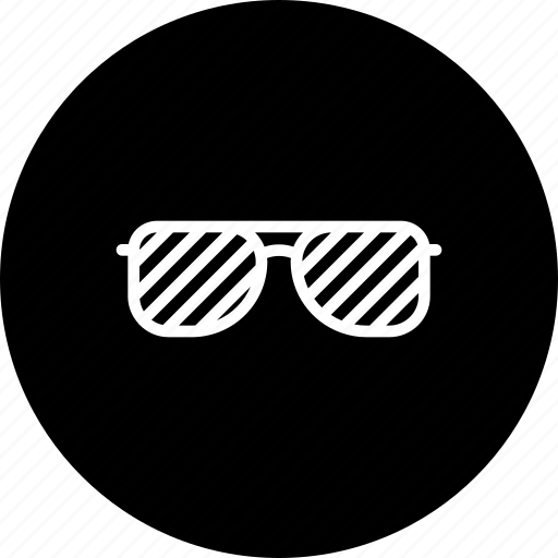 eyeglasses, fashion, glass, protect, shades, specs, sun icon