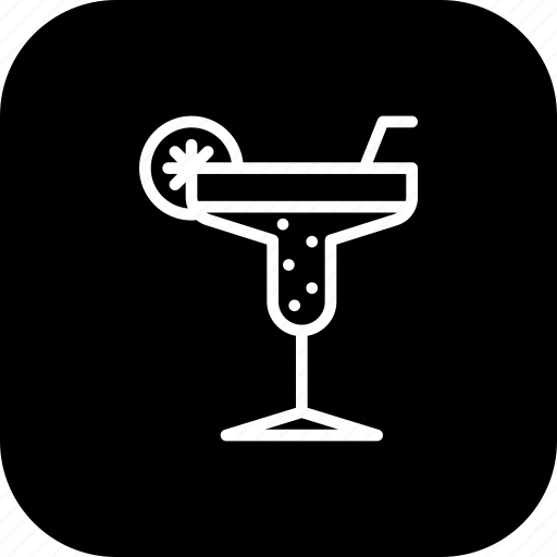 cocktail, cold, drink, juice, lemon, sweet icon