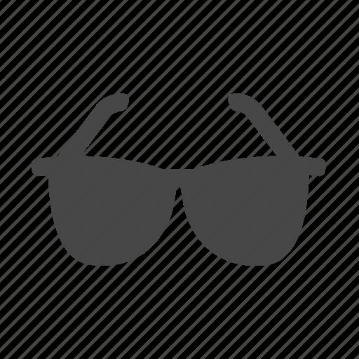 glasses, shade, summer icon