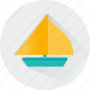 boat, sailing, ship, steering, wheel icon
