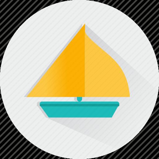 boat, sailing, ship, steering, wheel icon
