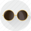 accessory, eyeglasses, fashion, protection, sun, sunglasses icon