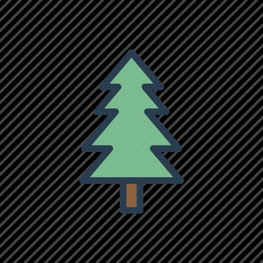 Forest, garden, nature, park, tree icon - Download on Iconfinder