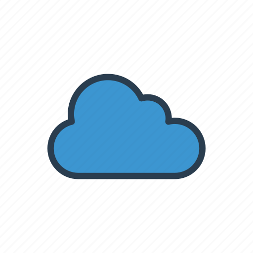 climate, cloud, database, server, weather icon