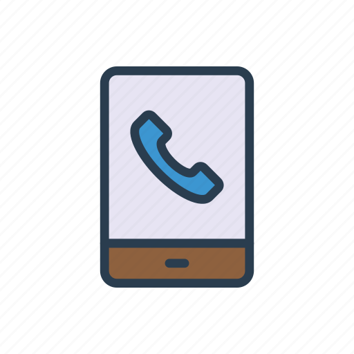 device, gadget, mobile, phone, responsive icon