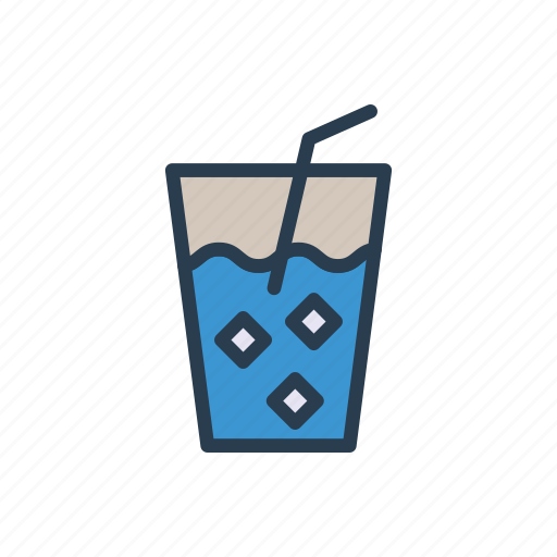 beer, drink, glass, juice, soda icon