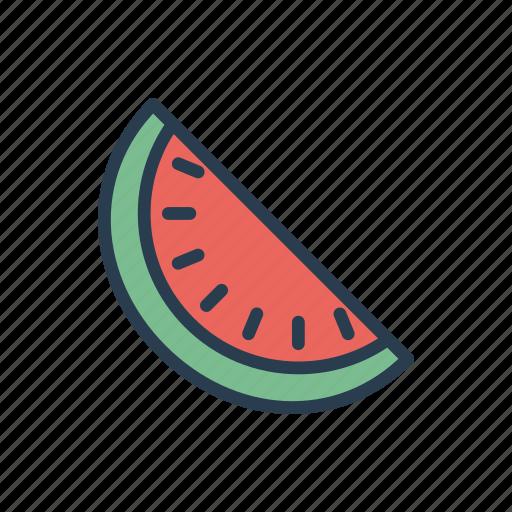 eat, food, fruit, healthy, watermelon icon
