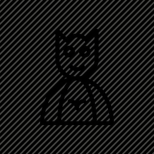 avatar, batman, clown, halloween, vampire icon