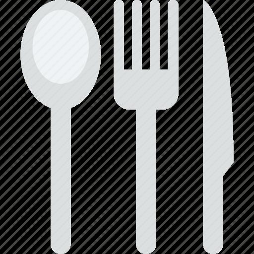 cutlery, dining, serving utensils, silverware, tableware icon