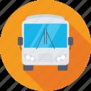 autobus, bus, coach, transport, vehicle
