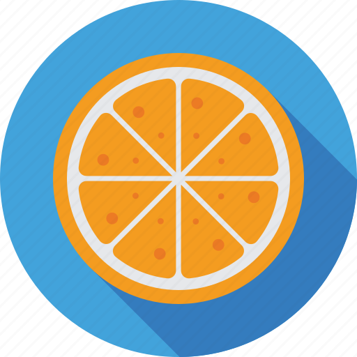 citrus, food, fruit, lime, orange icon